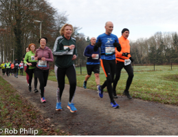 13e editie 5 KM  Rob Philips 29-12-2019